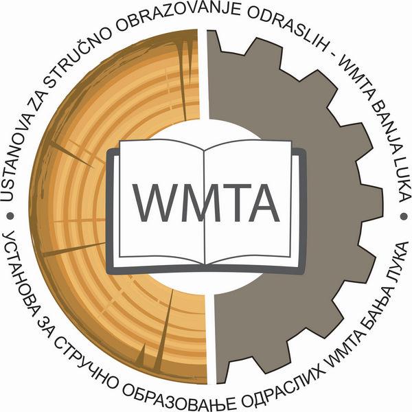 WMTA-BANJA-LUKA_Logo_KONACNO Prijavi se na obuku – Projektiranje i dizajniranje namještaja u CAD/CAM software CORPUS